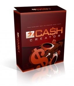 EZ Cash Creator box