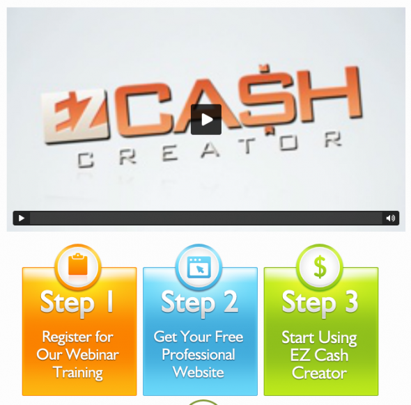 EZ Cash Creator Members Area
