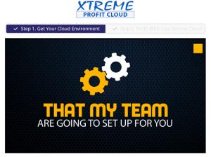 xtreme profit cloud video