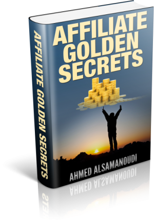 affiliate golden secrets book